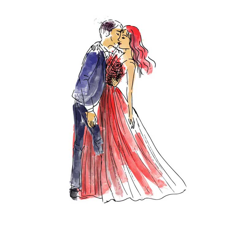 personalised-couple-sketch