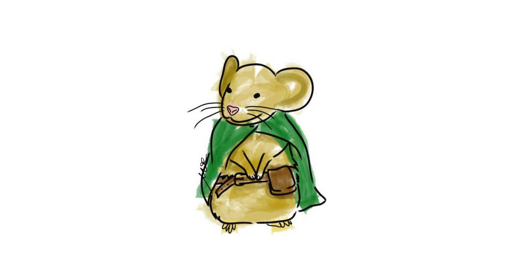 Short stories-fantasy-mouse-adventure