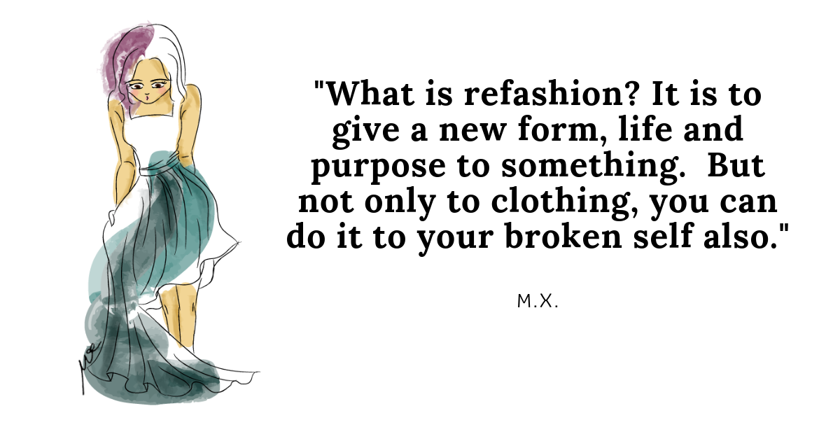 what is refashion - image